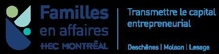 Familles en affaires Logo